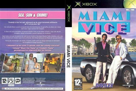 imágenes de miami vice car 225 tula de miami vice para xbox caratulas com