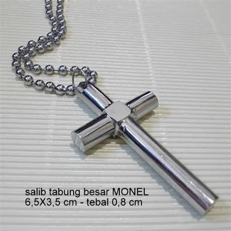 Kalung Biji Lada Titanium catholic stuff