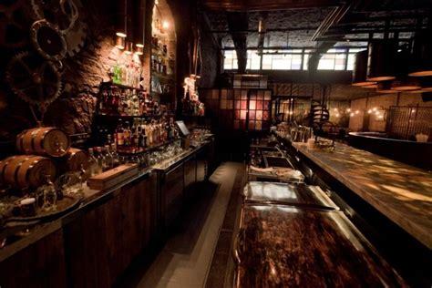 Greek Key Home Decor by Industrial Hidden Bars Victoria Brown Coffee Shop