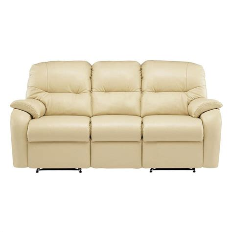 g plan recliner sofas g plan mistral leather 3 seater recliner sofa oldrids