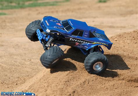 bigfoot rc truck traxxas bigfoot rc truck rcnewz com