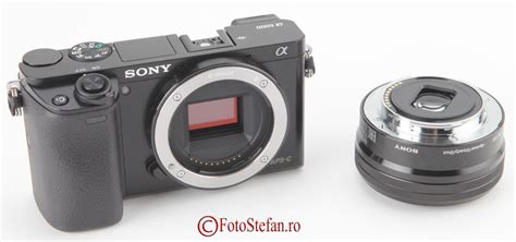 Sony Alpha A7 Ii Kit 50mm F 1 8 sony alpha a6000 mirrorless 1 fotostefan