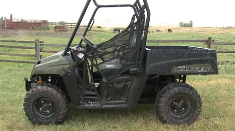 difference between mid size and size polaris rangers