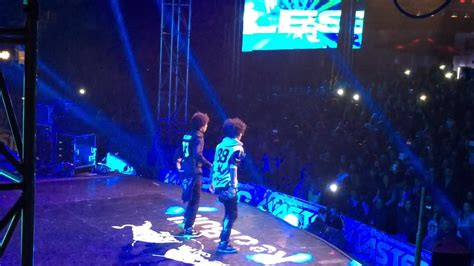 les twins new show 2014 back side hd youtube