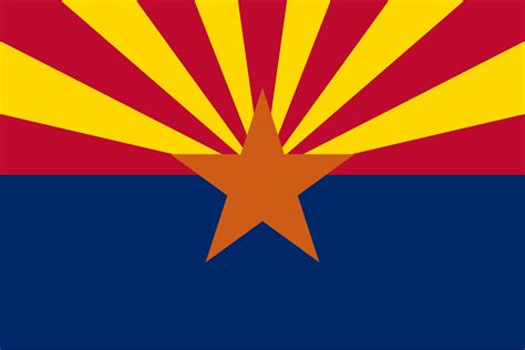 file flag of arizona svg wikimedia commons