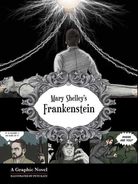 mary shelley s frankenstein notes on the novel ppt download frankenstein a graphic horror novel by mary shelley