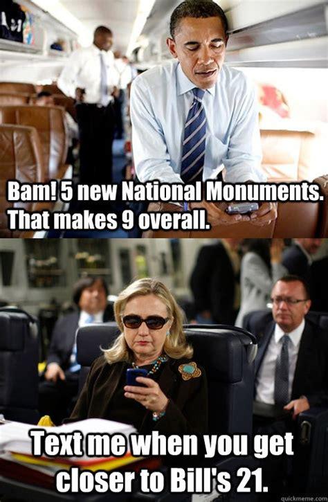 hillary memes sos hillary clinton texting fun