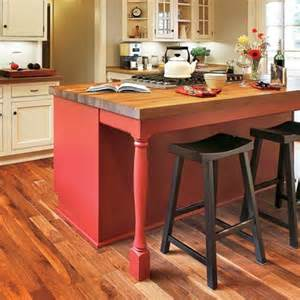 kitchen island with legs add ons stylish supports all about kitchen islands