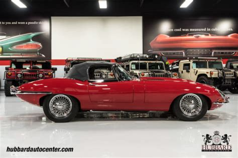 Series 1 Jaguar E Type For Sale 1964 Jaguar E Type Series 1 Convertible Fully Restored