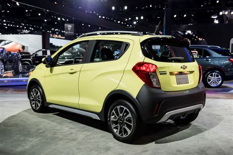 chevy spark activ info specs pictures gm authority