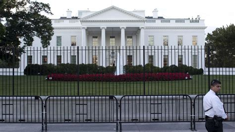 White House Intruder Made It Much Farther Than Previously Thought