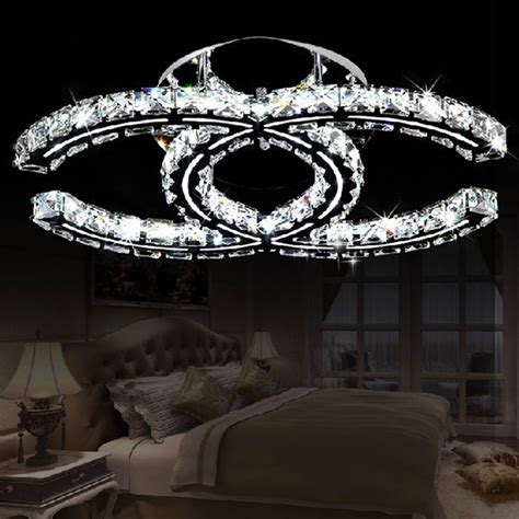 Hot Sale C Design Led Ceiling Lights Luster Living Room Lights For Sale