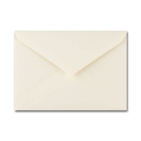 fine impressions stationery ecru envelopes no 4