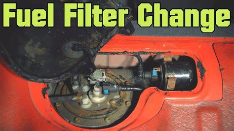 2009 Hyundai Accent Fuel Air Filter Engine Air Filter by How To Change Fuel Filter Hyundai Accent
