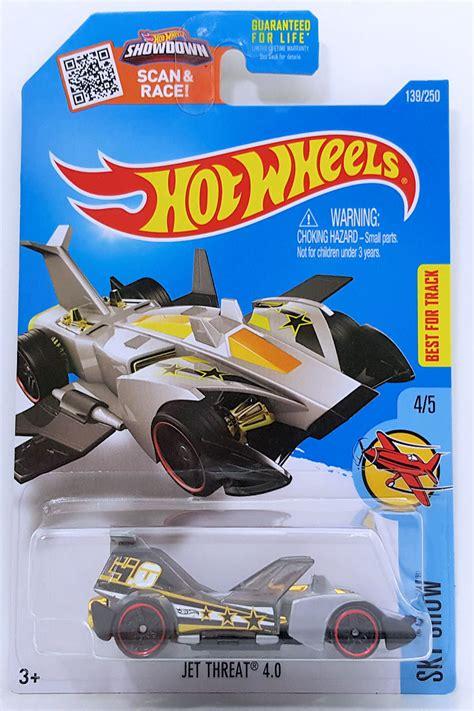 Sky Dome Hotwheels Opening Door jet threat 4 0 collectible hobbydb