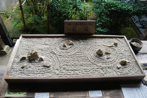 An Overview Of The Rock Garden Picture Of Ryoanji Temple Rock Garden Kyoto
