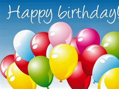 imagenes feliz cumpleaños con globos de cumplea 241 os e im 225 genes divertidas para dedicar