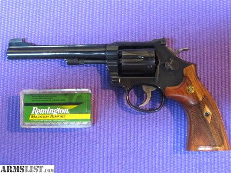 s w model 48 for sale armslist for sale s w model 48 7 22 magnum revolver