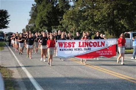 west lincoln high school west lincoln rebels homecoming parade lincoln herald