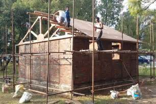 Home Design Ideas In Nepal Famed Architect Shigeru Ban Builds Quake Proof Homes From