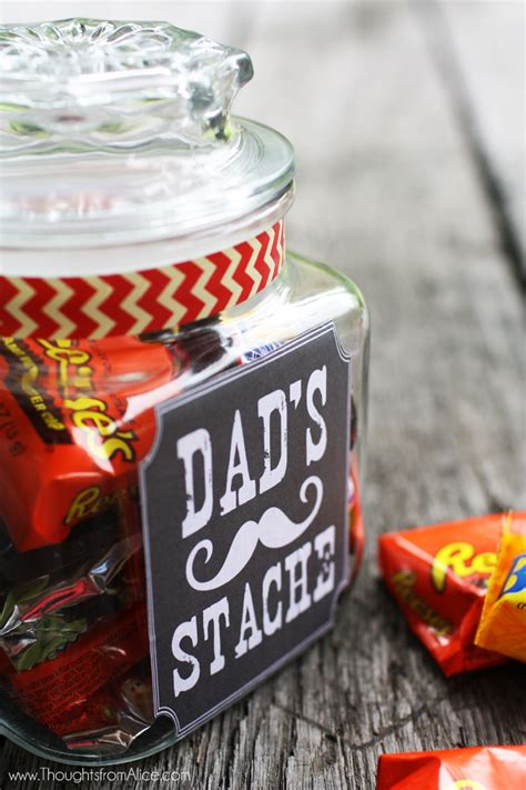s day gifts s day gift jar quot s stache quot free printable
