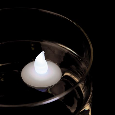 Flickering Led Lights by Flickering White Floating Led Light