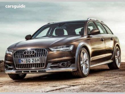 2019 audi dealer order guide audi a6 station wagon for sale carsguide