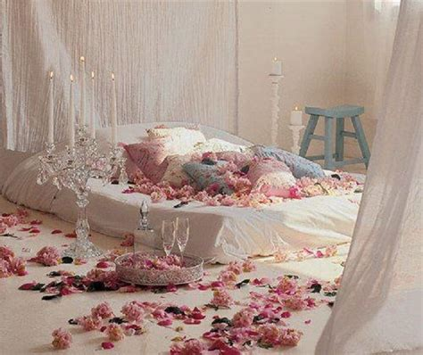 romantic bedrooms with candles and flowers top 10 romantic bedroom ideas for anniversary celebration