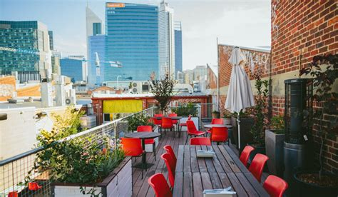 the standard roof top bar 9 ways to play in perth australian traveller