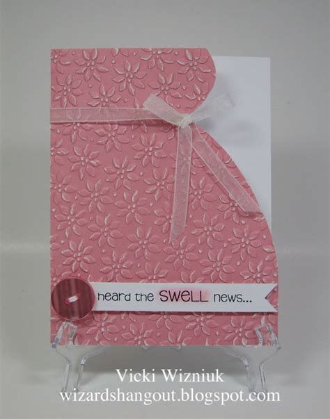 Handmade Baby Announcement Cards - 62 best dresser cards images on step cards