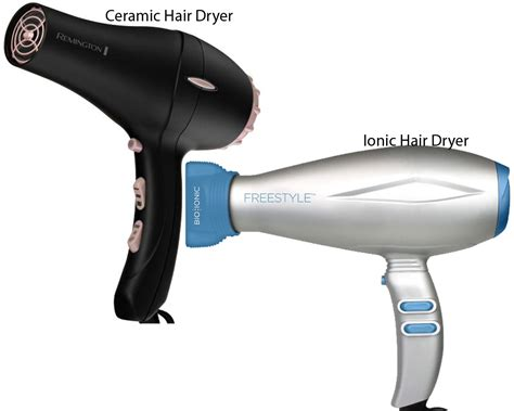 Hair Dryer Vs ceramic vs ionic hair dryer ilookwar