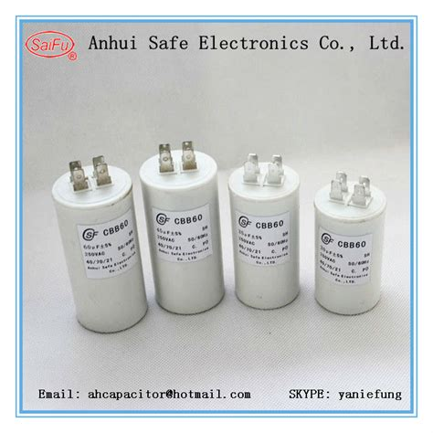 history of capacitor 250v 10uf ac motor start capacitor cbb60 view start capacitor csf product details from anhui
