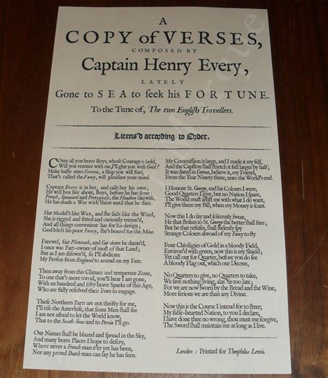 pirate code articles  agreement  letters  marque historical reproductions