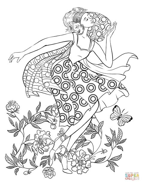 70s Coloring Page by From The 70 S Coloring Page Free Printable