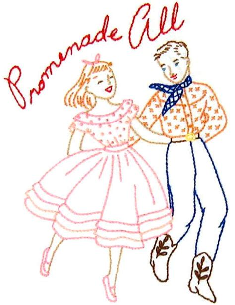 swing your partner do si do carolyn agner promenade all
