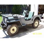 Image Gallery 1946 Jeep Colors