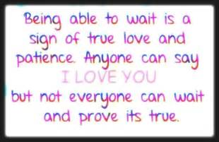 Love Waits Quotes true love waits quotes quotesgram