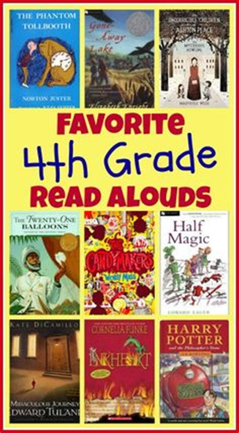 picture book read alouds for 5th grade learning for grade 4 on 49 pins