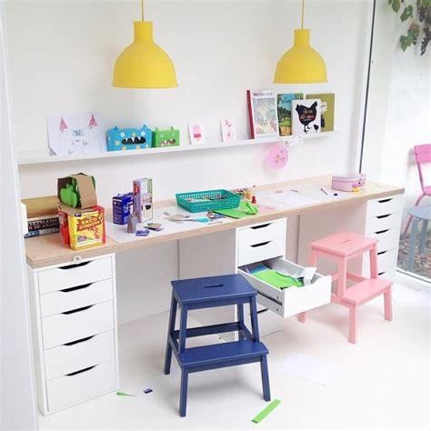 homework desk ideas best 25 kid desk ideas on pinterest kids desk areas