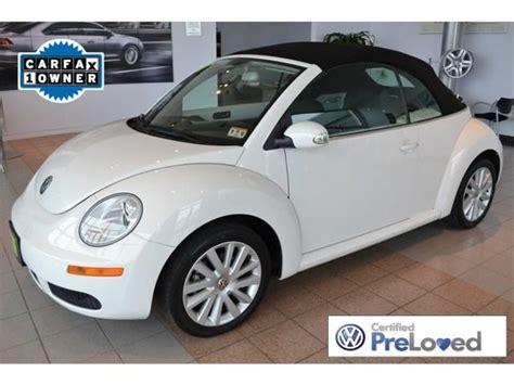 volkswagen beetle white convertible volkswagen beetle convertible white lubbock mitula cars