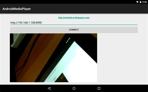 videoview layout width android er play stream video from raspberry pi on videoview