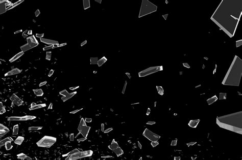 25 flying stone brushes file format photoshop and pdf broken shattered glass https creativemarket com