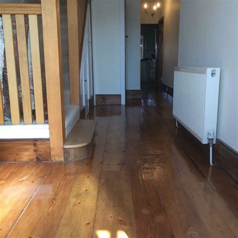 Hardwood Floor Scrubber Cleaning Waxed Oak Floors Thefloors Co