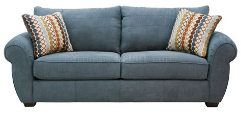 jackson furniture modern bluestone fabric serenza sofa set