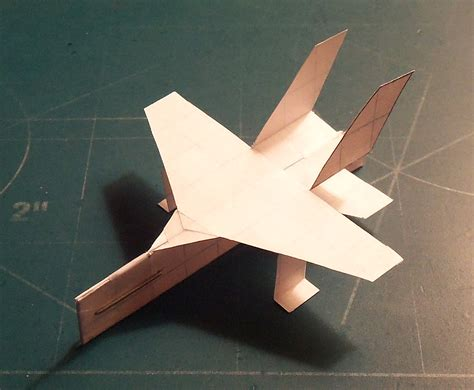 On A Paper Airplane - how to make the skyranger paper airplane 5