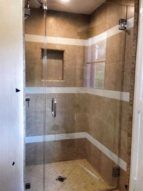 Custom Glass Shower Door by Oak Brook Il Glass Shower Custom Cut Shower Doors