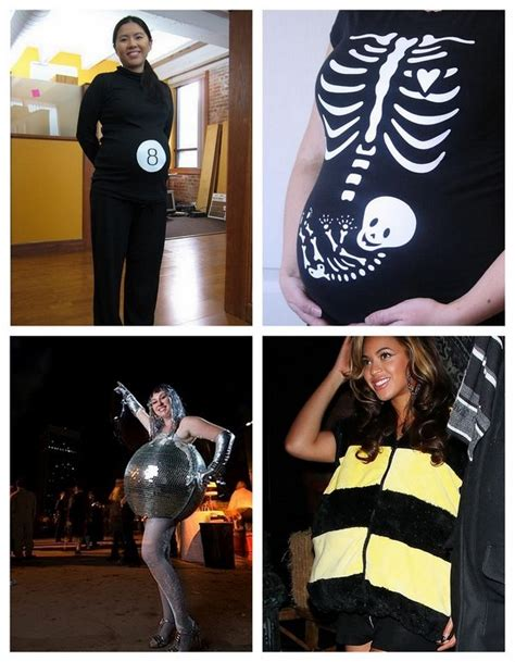 maternity halloween costumes  creative ideas