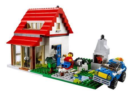 lego creator house lego creator hillside house 5771