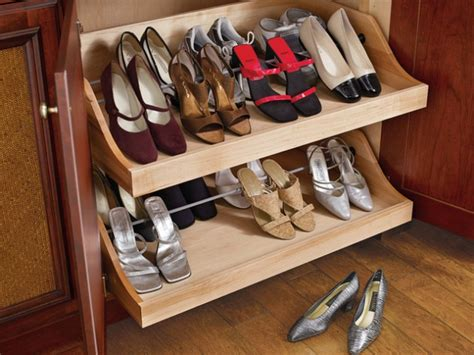 diy shoe drawer 18 smart exles of shoe storage diy projects for your home