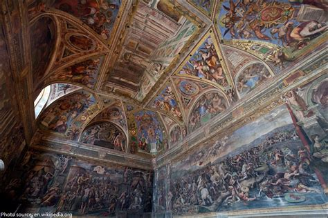 raphael rooms interesting facts about vatican city just facts